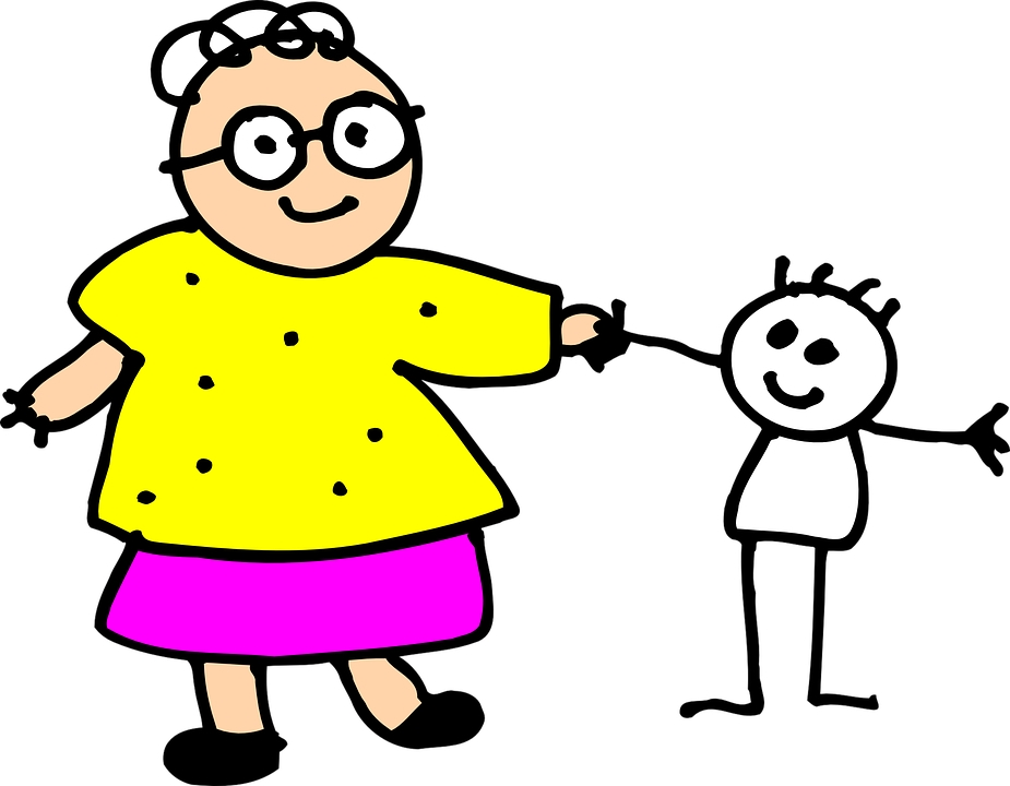 Prezent dla babci diy
