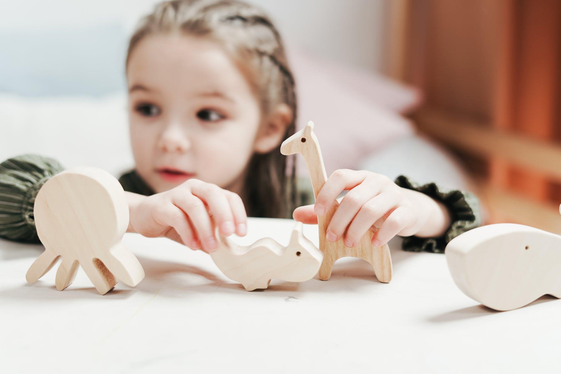 zabawki dla sześcioletniej dziewczynki