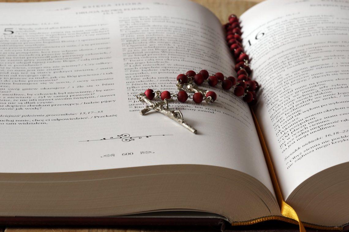 biblia na prezent komunijny